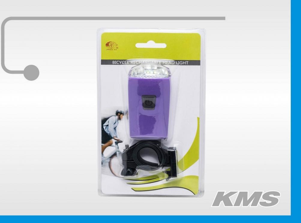 Фара перед JY-7017-2 заряд через USB 3264140