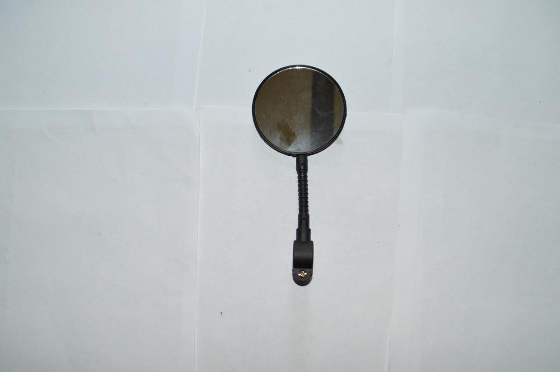 Зеркало круглое на гибкой ножке 3236003-1, код 99507
