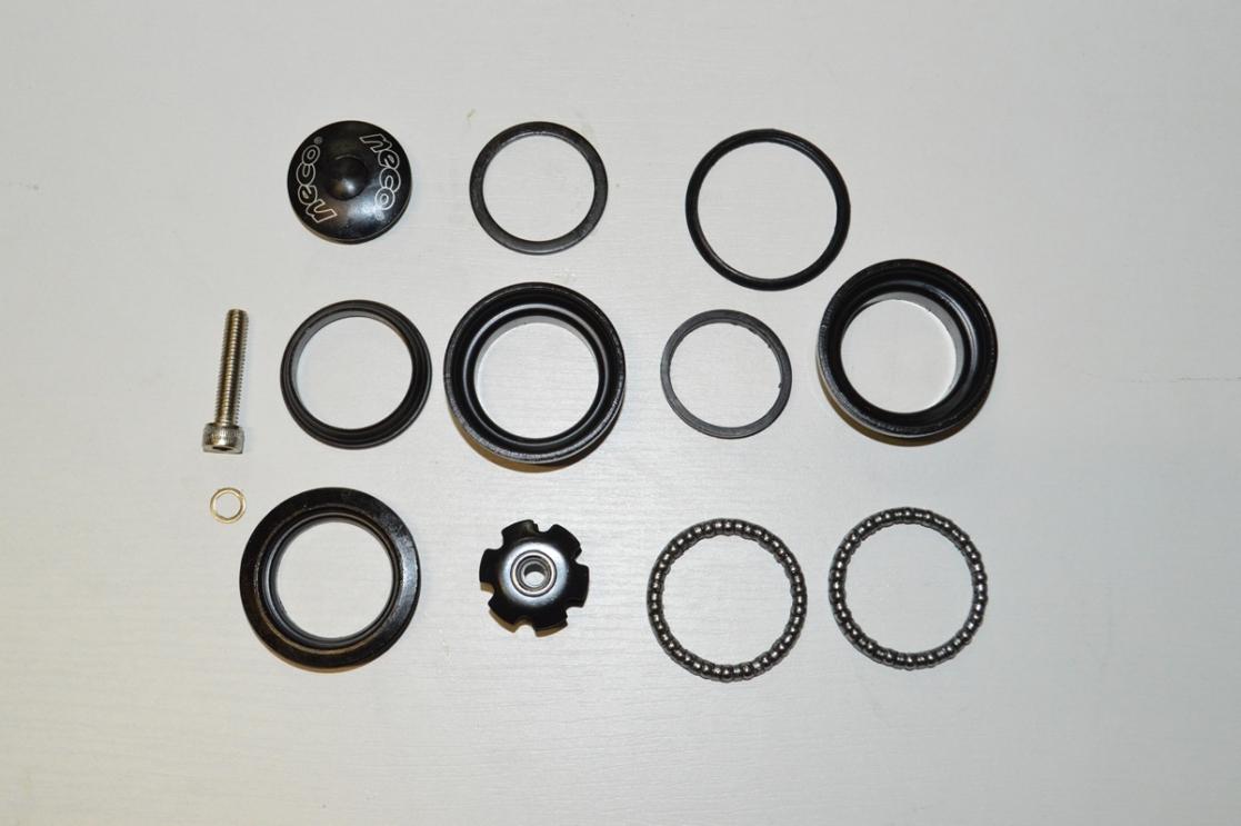 Рулевая колонка NECO резьб. H846 1-1/8 с якорем X21208, код 3192411