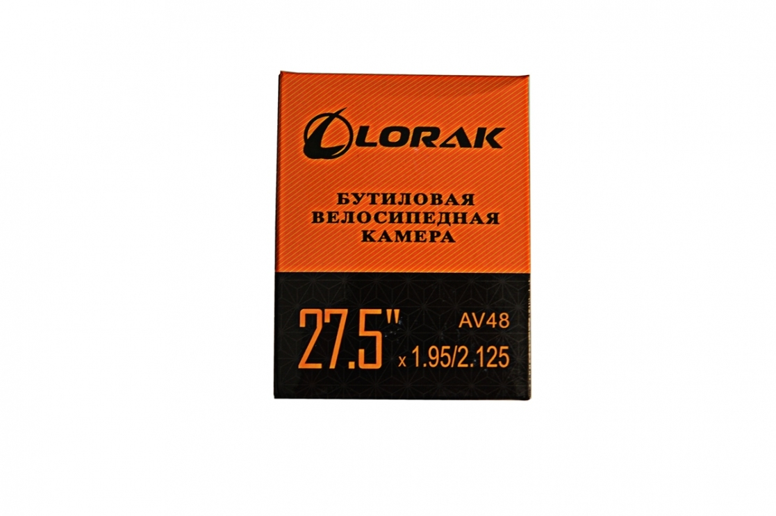 Камера Lorak 27,5*1,95/2,125 AV48MM, код 27501